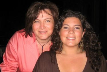 Christina & Mom