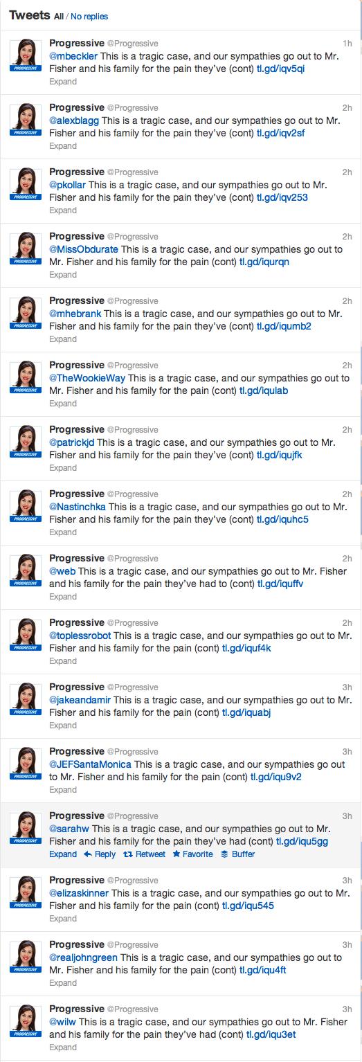 Progressive  Progressive  on Twitter