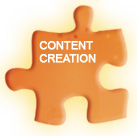This is an educational blog post that offers tips on how to create original content through content curation.